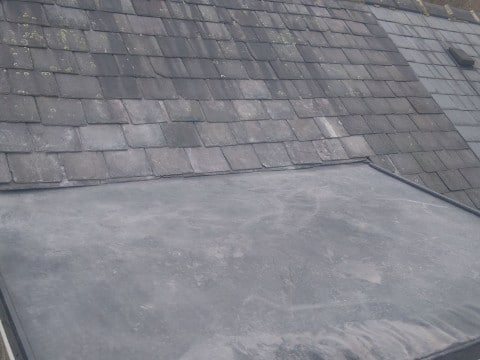 epdm flat roof installed Oldham roof tiles replaced